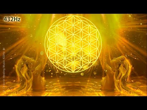 ▷ 432Hz | Attract Abundance of Energy Money and Prosperity Luck ॐ Healing Music ॐ