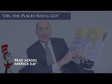 "Adam Leitman Bailey Reads ""Oh, the Places You'll Go!"" Virtually to a Bergen County Elementary School testimonial video thumbnail"