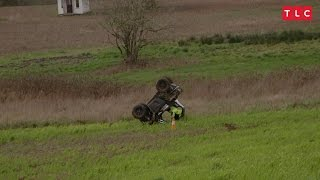 Jeremy Flips Over in His ATV   Little People Big World