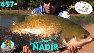 Os Verdões do inverno goiano no Nadir - Fishingtur na TV 457