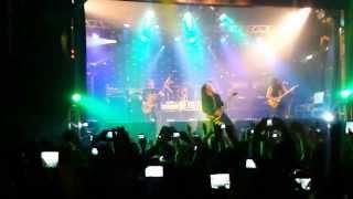 Stryper - Abyss/ To hell with the devil São Paulo Brasil 17/02/2013