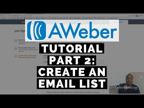 how to create a marketing email