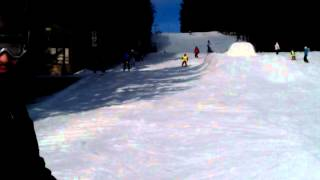 preview picture of video 'Deniz Ozdogan Skiing'