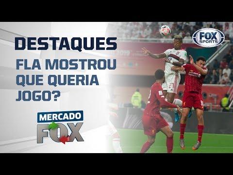 MOSTROU QUE QUERIA JOGO? Mano aponta jogador destaque no Flamengo