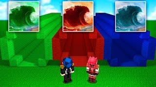 Minecraft ITA - NON SCEGLIERE IL TUNNEL CON L'ONDA SBAGLIATA!!
