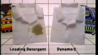 VINTAGE 80'S DYNAMO 2 COMMERCIAL W ALEX WINTER FROM BILL & TED