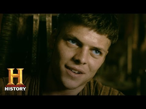Vikings: Season 4 Character Catch-Up - Ivar (Alex Høgh Andersen) | History