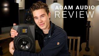 Adam Audio A7X Review   Should You Buy Them?