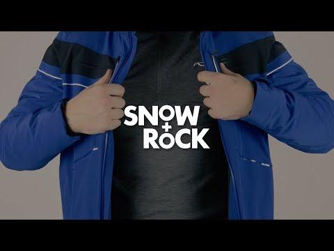 Veste de ski Kjus Men Speed Reader Jacket Black SHMS15-A08BL