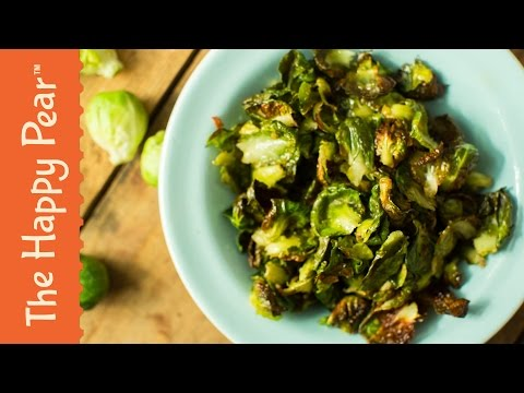Brussels Sprout Crisps / Chips