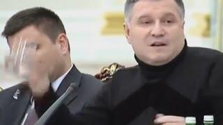 Михаил Саакашвили v.s. Арсен Аваков. (Mortal Combat version) Мордабой :)