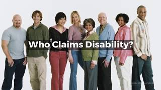 Who Claims Disability [Video]