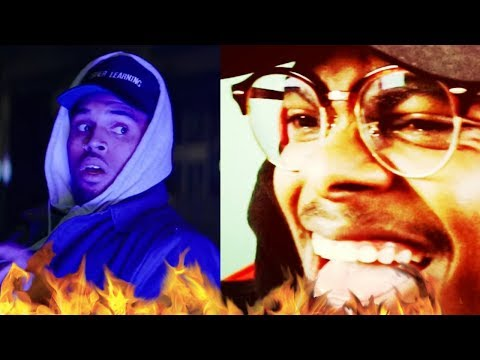 Real King Of R&B Chris Brown   Undecided Official Video | Reaction