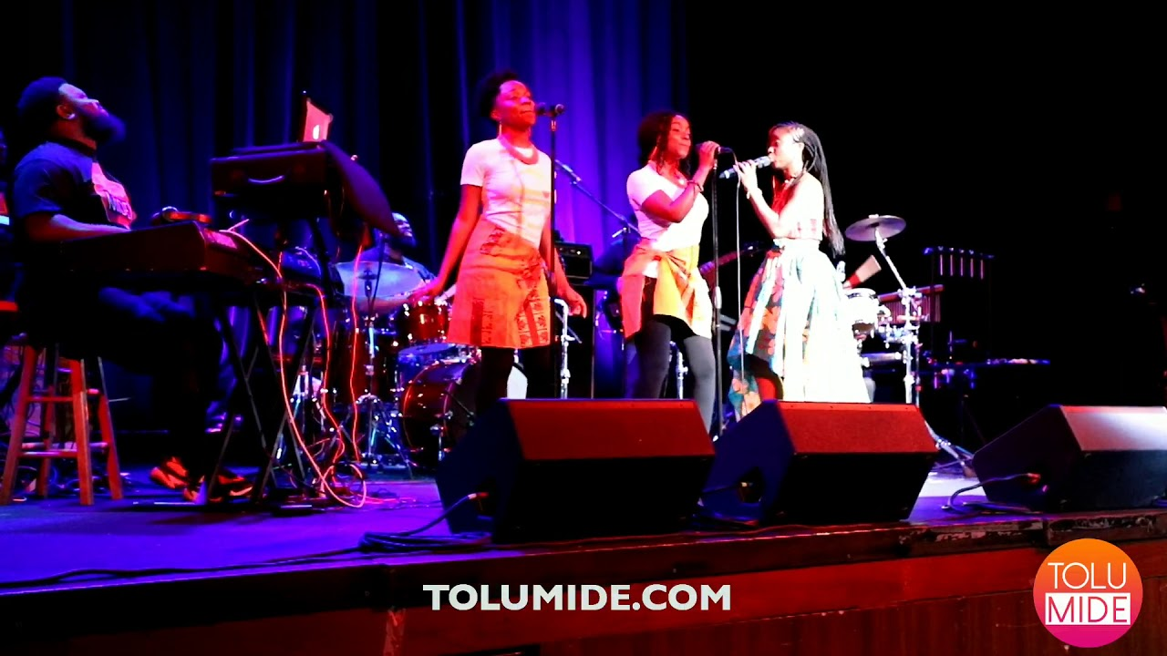TolumiDE LIVE – Intro Mama Sunshine Survivor My Love Your Arms