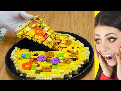 CRAZY Stop Motion Cooking & ASMR