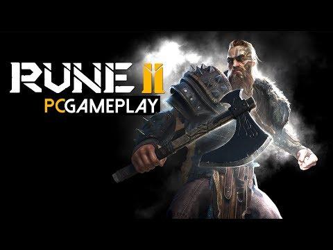 RUNE II Gameplay (PC HD)