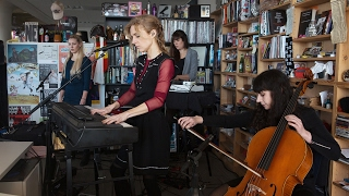 Agnes Obel: NPR Music Tiny Desk Concert
