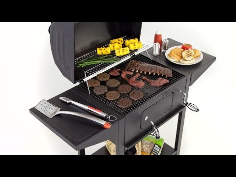 Char-Broil Charcoal Grill – Box Style – Lowe's Exclusive