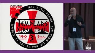 Templars Xtrem Trail - XIII Congreso Internacional MPS España