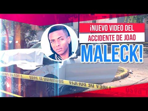 Nuevo video de accidente de Joao Maleck | Noticias con Ciro Gómez Leyva