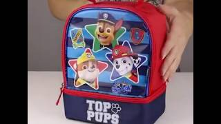 Thermos Licensed 'Paw Patrol' Insulated Novelty Lunch Bag