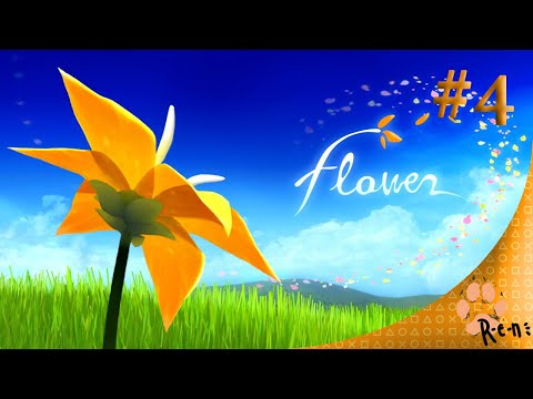 Flower (PS4) CZ ASMR Let's Play #4