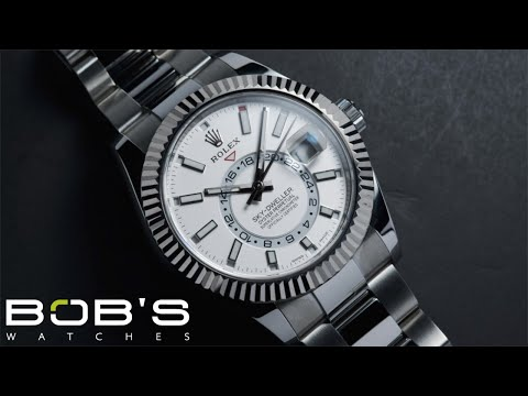 The History of the Rolex Sky-Dweller | Bob's Watches