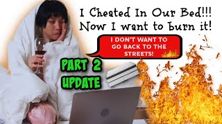 I Cheated On My Husband While He Was On Vacation Part 2
