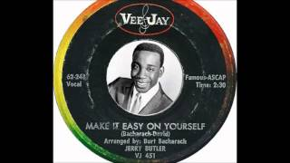 Jerry Butler - Make It Easy On Youself  (1962)