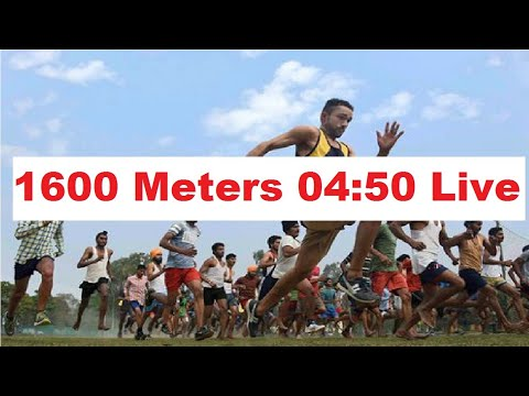 Download indian army race 1600 meters 4:50 practice rally video ideas Mp4 HD Video and MP3