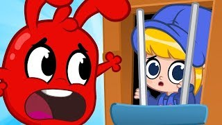 Mila in Jail - My Magic Pet Morphle | Cartoons For Kids | Cartoons and Kids Songs | Moonbug TV