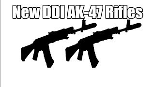 New DDI AK74 Rifles Are At Classic Firearms