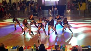 """Dancehall group """"Fe/Male youth"""" Macedonia Open"""
