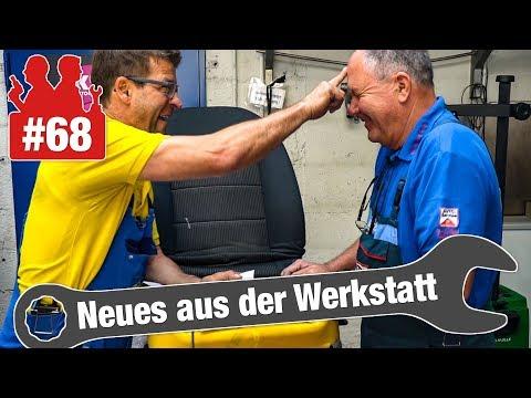Sitzheizung aus Carbon nachrüsten - einfach zuschneiden! | Kupplungsöl-Wechsel beim Audi TT