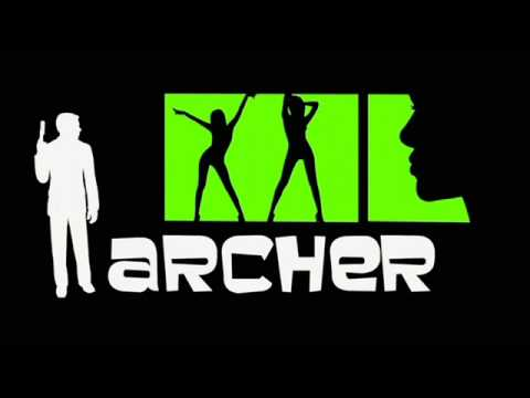 Archer Theme Song (Song) by Scott Sims