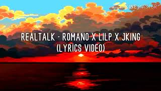realtalk romano j king lil g lyrics - TH-Clip