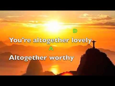 Here I Am To Worship (lyrics & Chords) Chris Tomlin Mp3