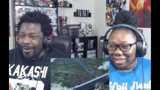 attack on titan season 3 episode 12 reaction married2thereal