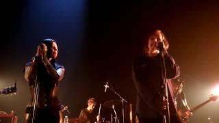 """Come to Me"" - Mark Lanegan Band live @ Cafe de la Danse, Paris 25 November 2017"
