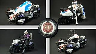 仮面ライダー ドライブ 合体四輪 DXライドクロッサー Kamen Rider Drive DX Ride Crosser