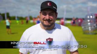 Becoming a Knockerball® Affiliate will Change Your Life