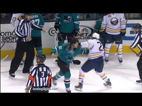 Tyler Kennedy vs. Johan Larsson