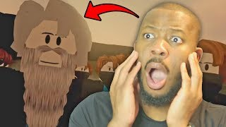 """REACTING TO THE LAST GUEST 4! (A Sad Roblox Movie)  """"The Great War"""""""