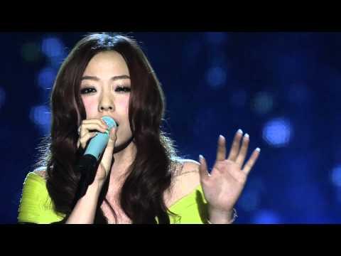 MAMA Mnet Asian Music Awards 2011 - Jane Zhang - I Believe - Live@Singapore Indoor Stadium