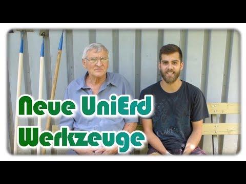 DIE BESTEN GARTENGERÄTE | UniErd Gartenkellen von Erhardt Mundil