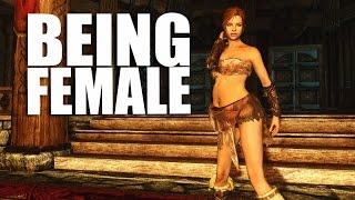 Being Female: Real PREGNANCY mod - Skyrim Mods Watch