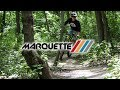 Framed Marquette Alloy Mountain Bike 27.5x3 - SRAM X7 1X10 Suntour Raidon Fork - video 1