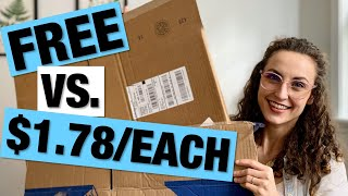 How to get moving boxes for FREE? | INSIDER DETAILS on WHERE to get moving boxes for FREE!