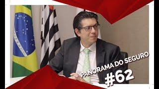 PANORAMA DO SEGURO RECEBE NEWTON QUEIROZ