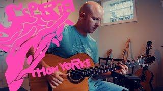 Gambar cover Thom Yorke: Suspirium for classical guitar + TAB
